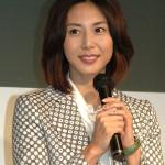 松嶋菜々子(まつしまななこ)が美容整形失敗で顔が劣化!?とネットで噂