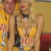 Paris Hilton gets into Carnival spirit in Brazil